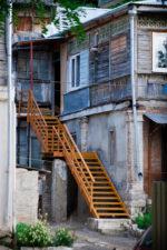 Дворы и улочки старого Пятигорска
