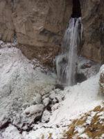 Водопад Султан (Джилы-Су). Круговая панорама