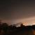 Ночной Пятигорск с горы Бештау. Звездное небо над КМВ