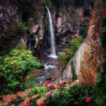 Поход по Аликоновскому ущелью к Медовым водопадам
