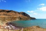 Мыс Меганом: ещё одна красота полуострова Крым
