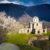 Заброшенный Сентинский храм в горах Кавказа