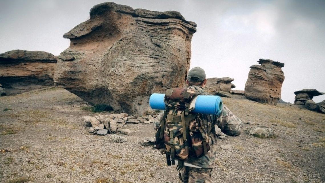 Каменные грибы Эльбруса. Стоунхендж в России