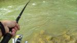 Летняя рыбалка на горной реке Подкумок в Пятигорске