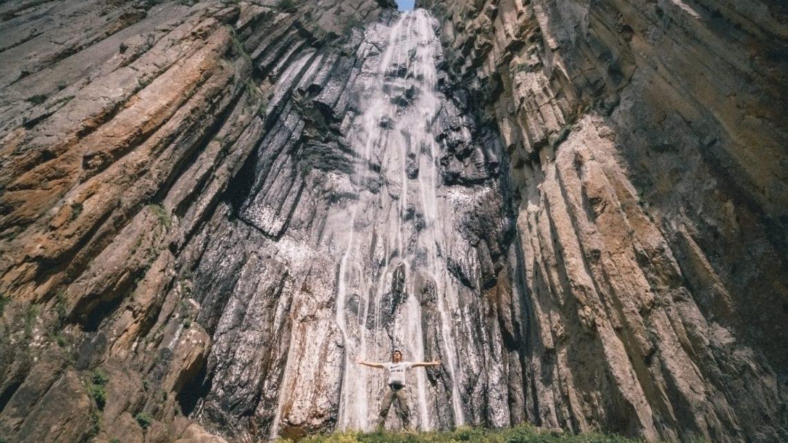 Водопад-гигант Абай Су
