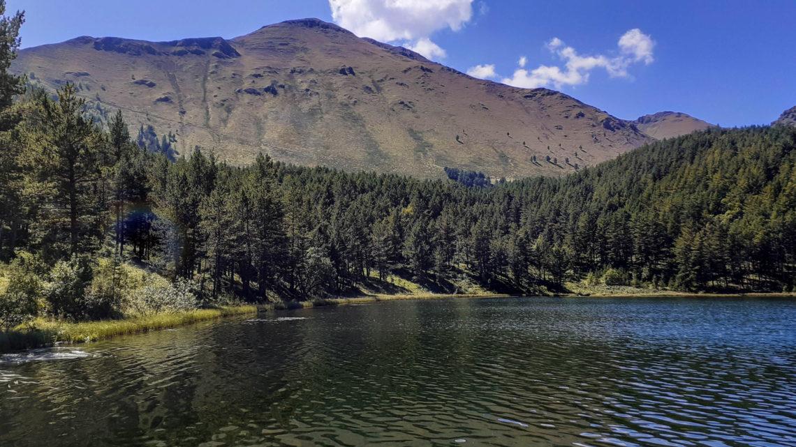 Озеро Хурла-Кёль. Удивительное высокогорное озеро в Карачаево-Черкессии