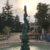 Обновлённая скульптура «Мальчик с рыбкой» в Пятигорске