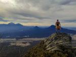 Восхождение на гору Змейка на КМВ