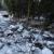 Река Уллу-Муруджу, зимний Домбай