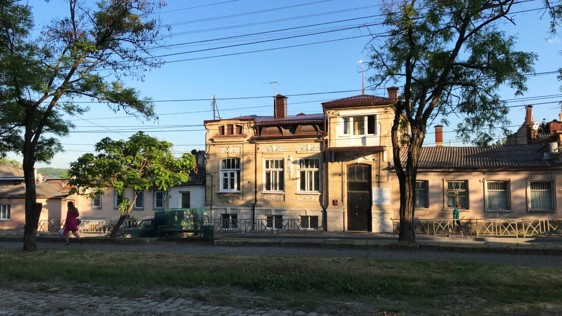 Улица Теплосерная в Пятигорске