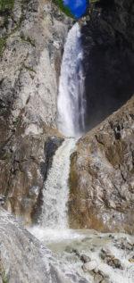 Водопад в Кабардино-Балкарии. Поездка на внедорожнике к Зеркли Суу
