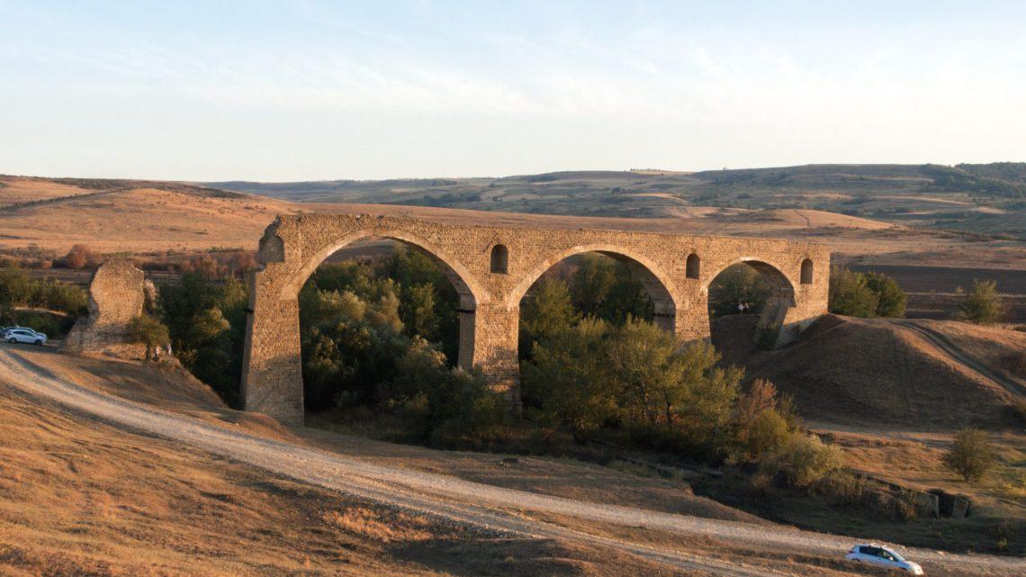 Новокавказский мост в Ставропольском крае
